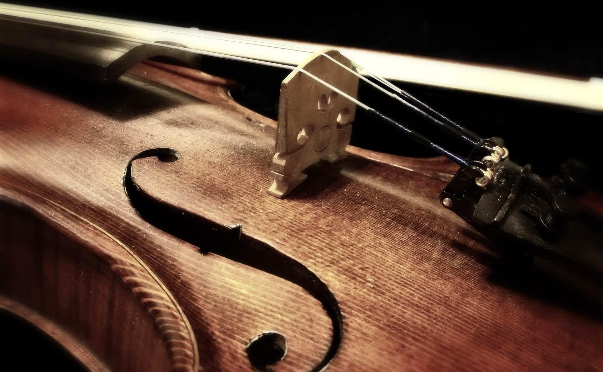 Geige lernen: Violine-Unterricht an der JMS