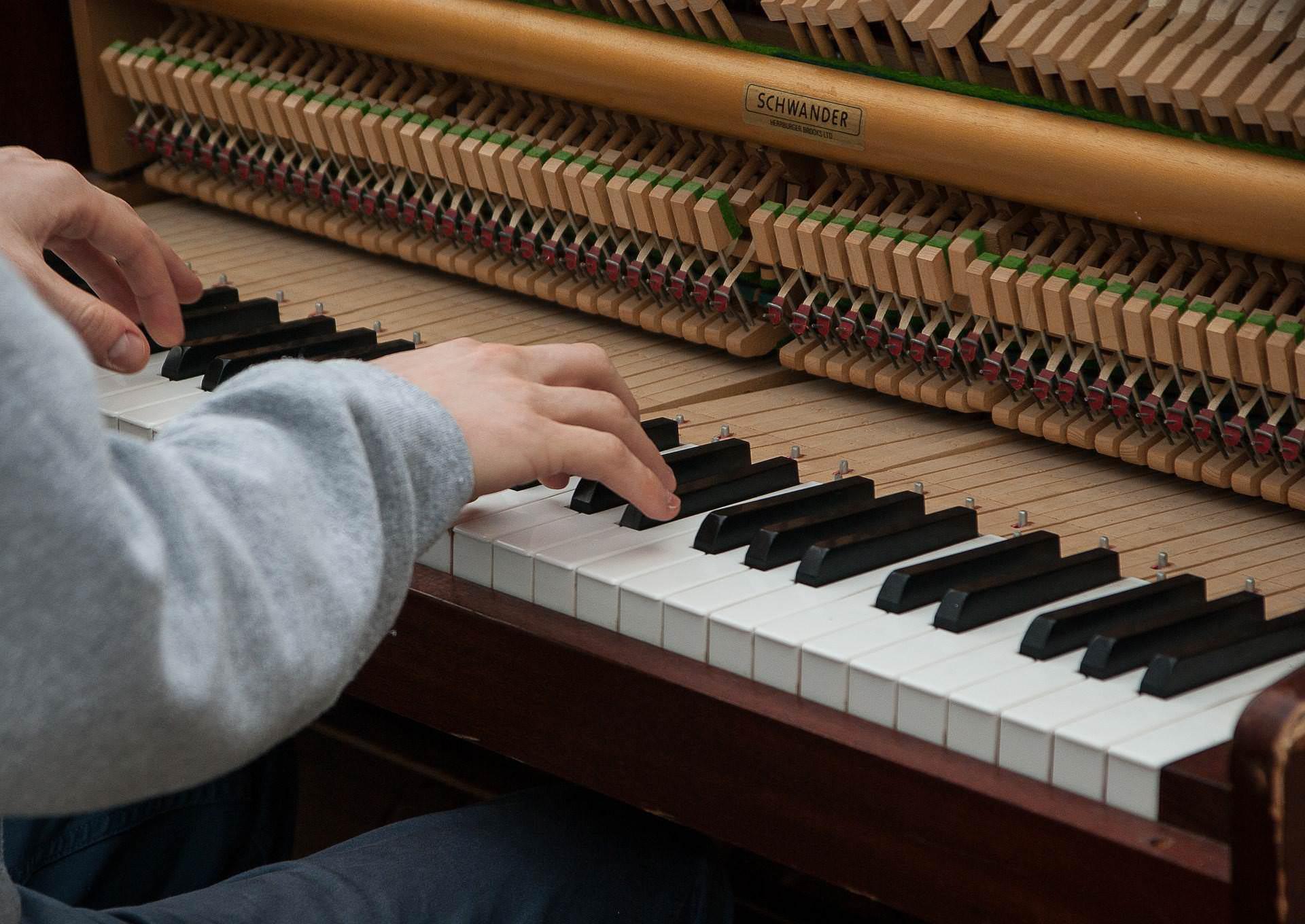 klaviertastatur online