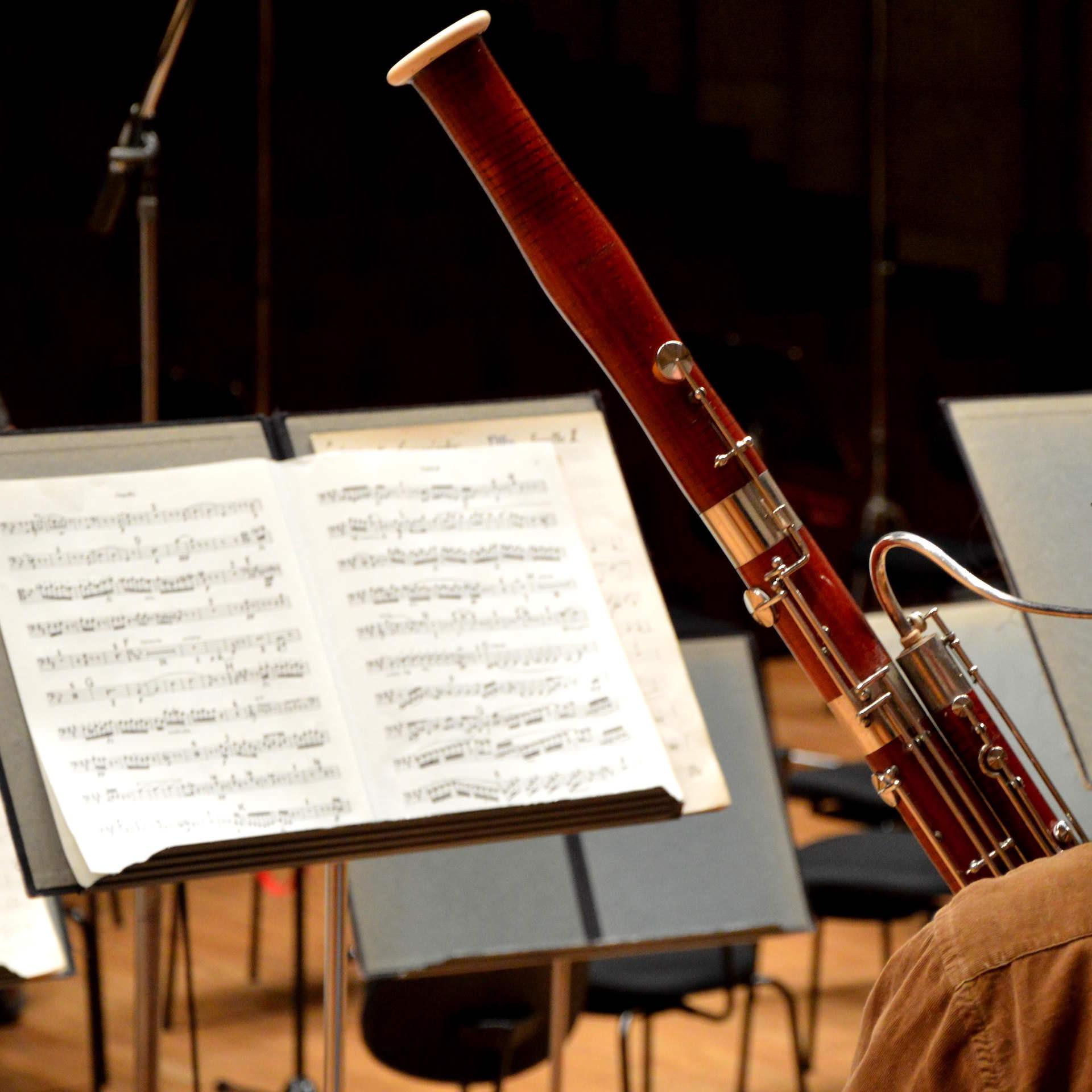Fagott lernen: Fagott-Unterricht an der JMS