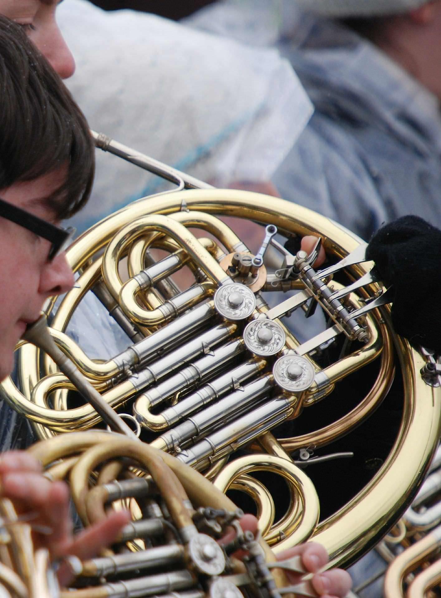 Horn lernen: Horn-Unterricht an der JMS