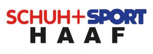 Schuh + Sport HAAF Logo