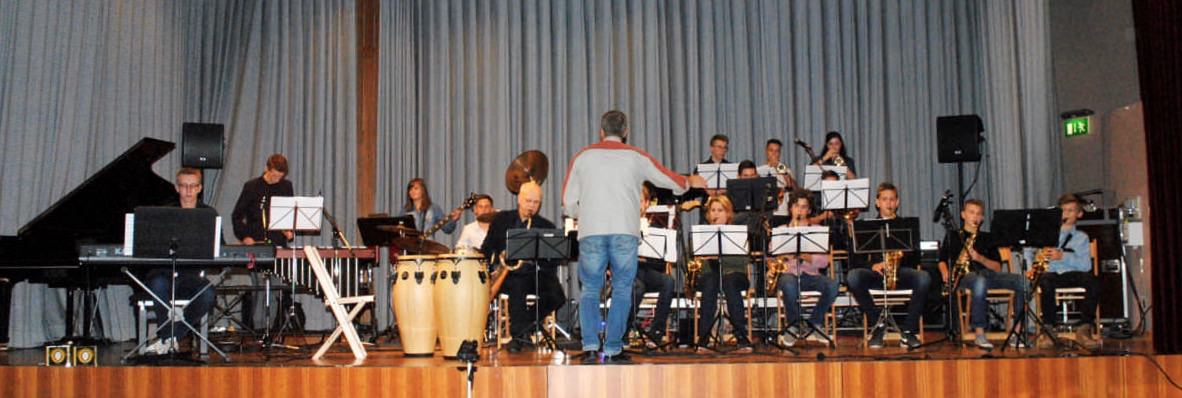 JMS Big Band für Kinder