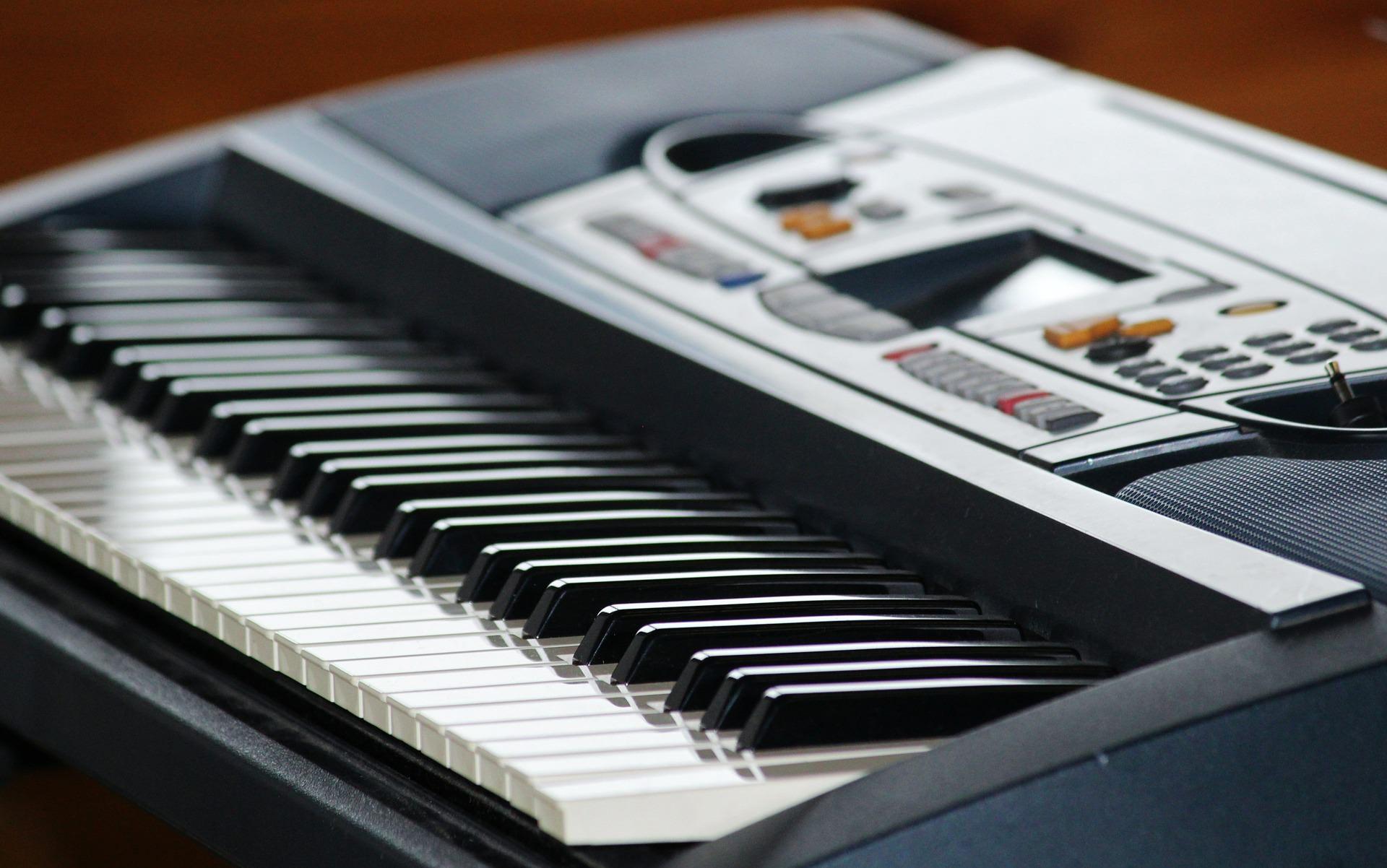 Keyboard lernen: Keyboard-Unterricht an der JMS