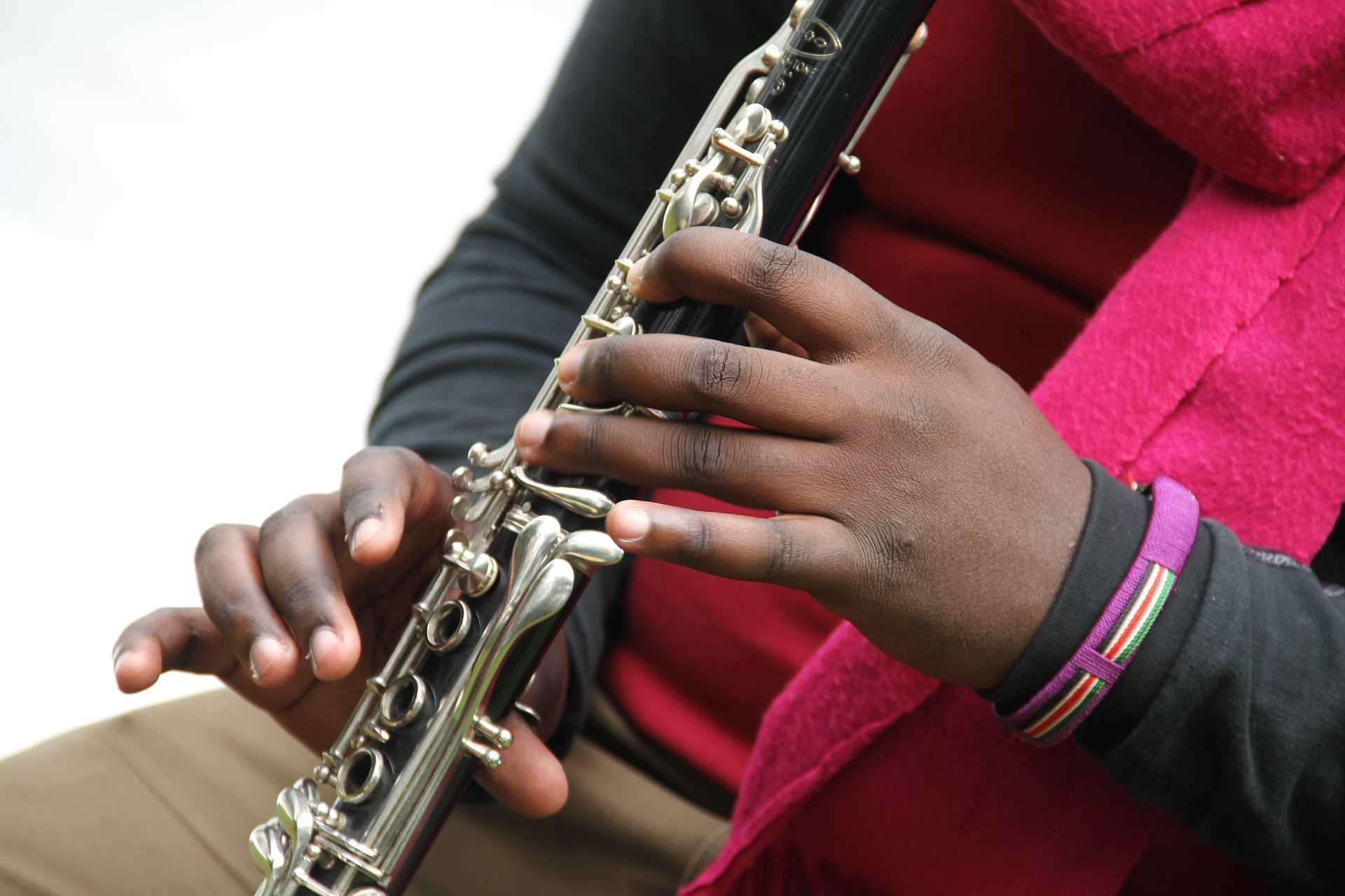 Klarinette lernen: Klarinette-Unterricht an der JMS