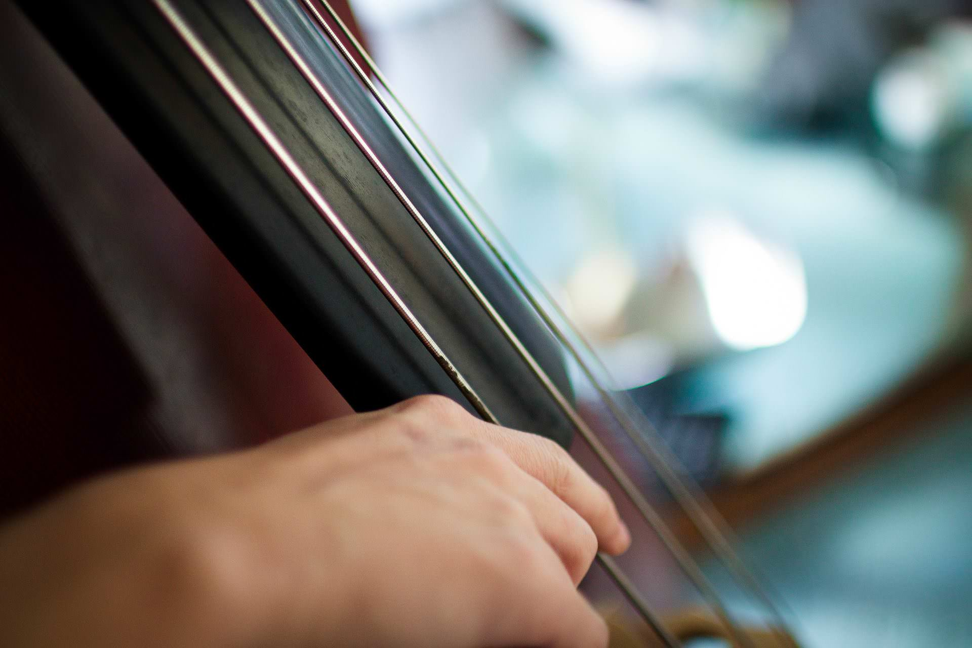 Kontrabass lernen: Kontrabass-Unterricht an der JMS