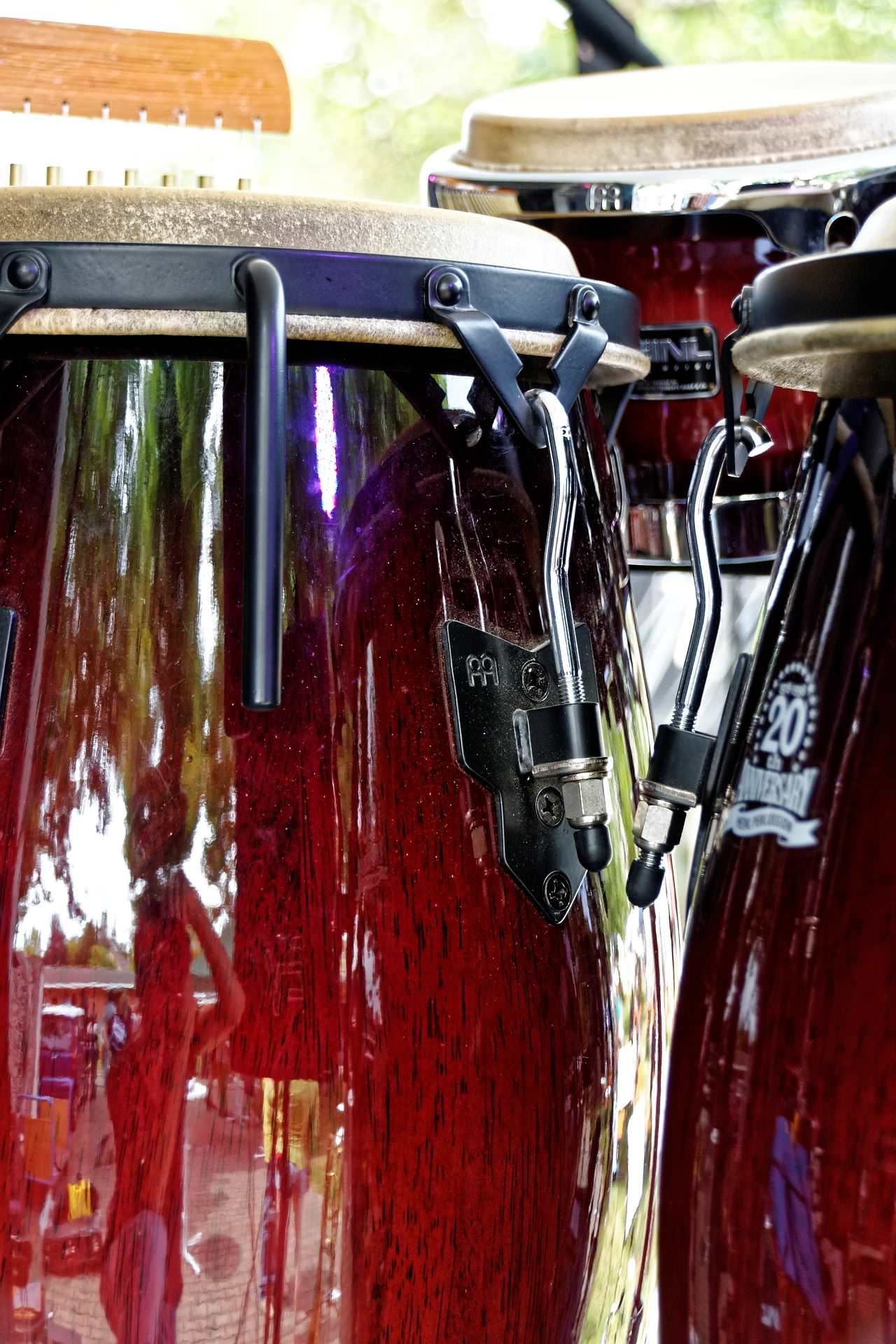 Percussion lernen: Percussion-Unterricht an der JMS