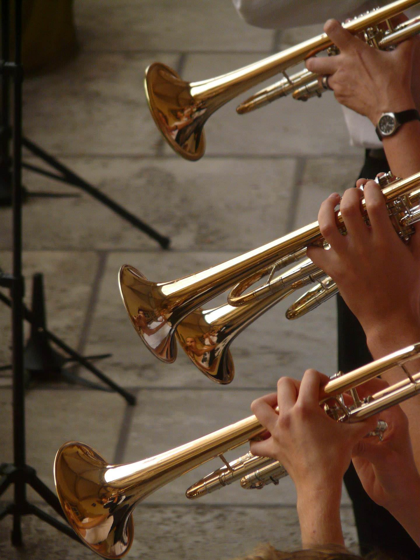 Trompete lernen: Trompete-Unterricht an der JMS