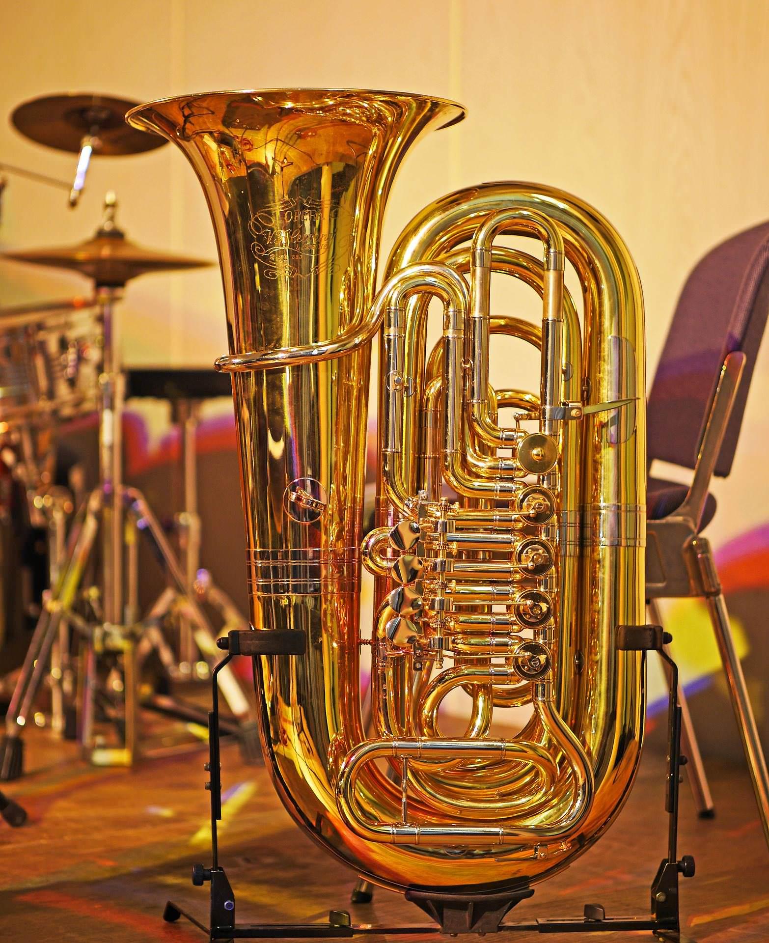 Tuba lernen: Tuba-Unterricht an der JMS