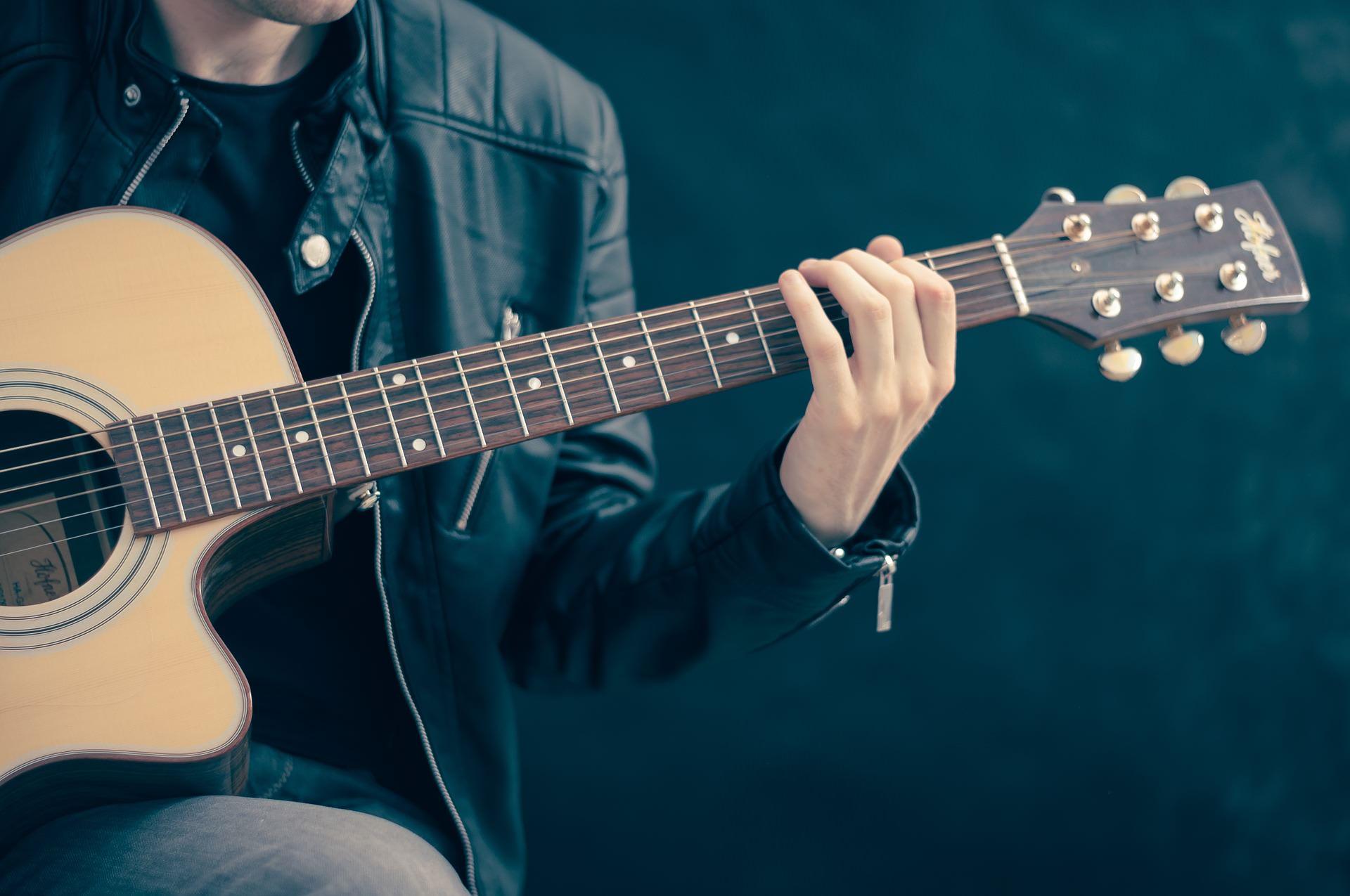 Gitarre lernen: Gitarren-Unterricht an der JMS