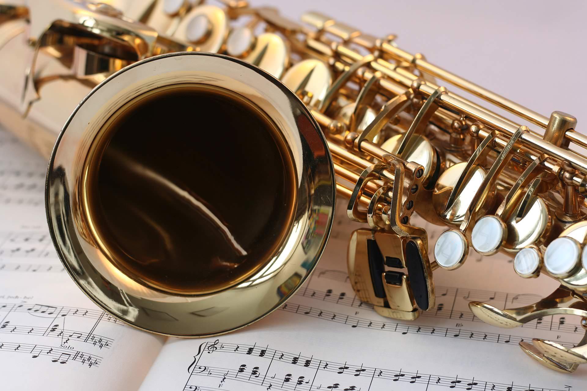 Saxophon lernen: Saxophon-Unterricht an der JMS