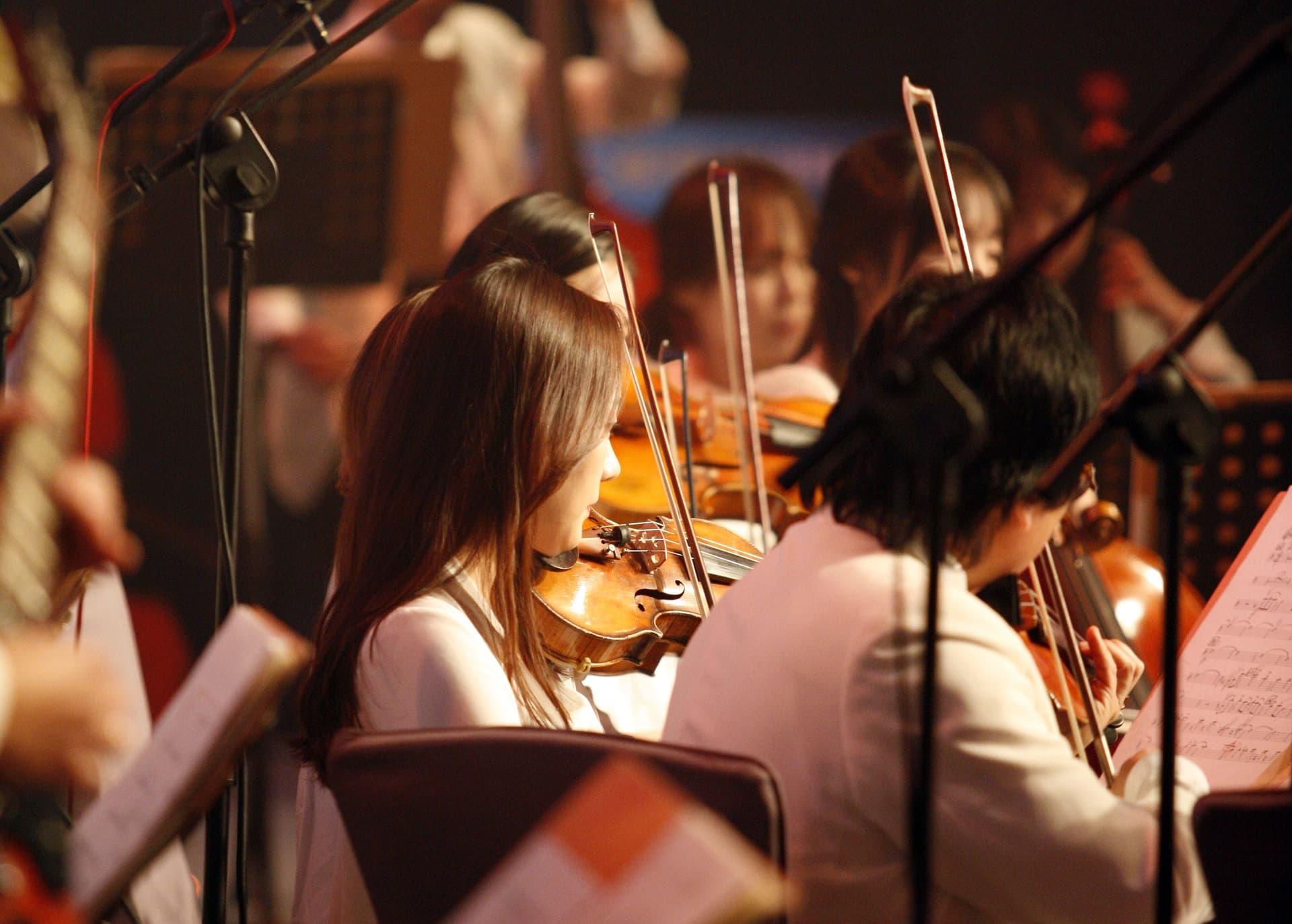 Orchester lernen: Orchester-Unterricht und Bambini-Streicher an der JMS