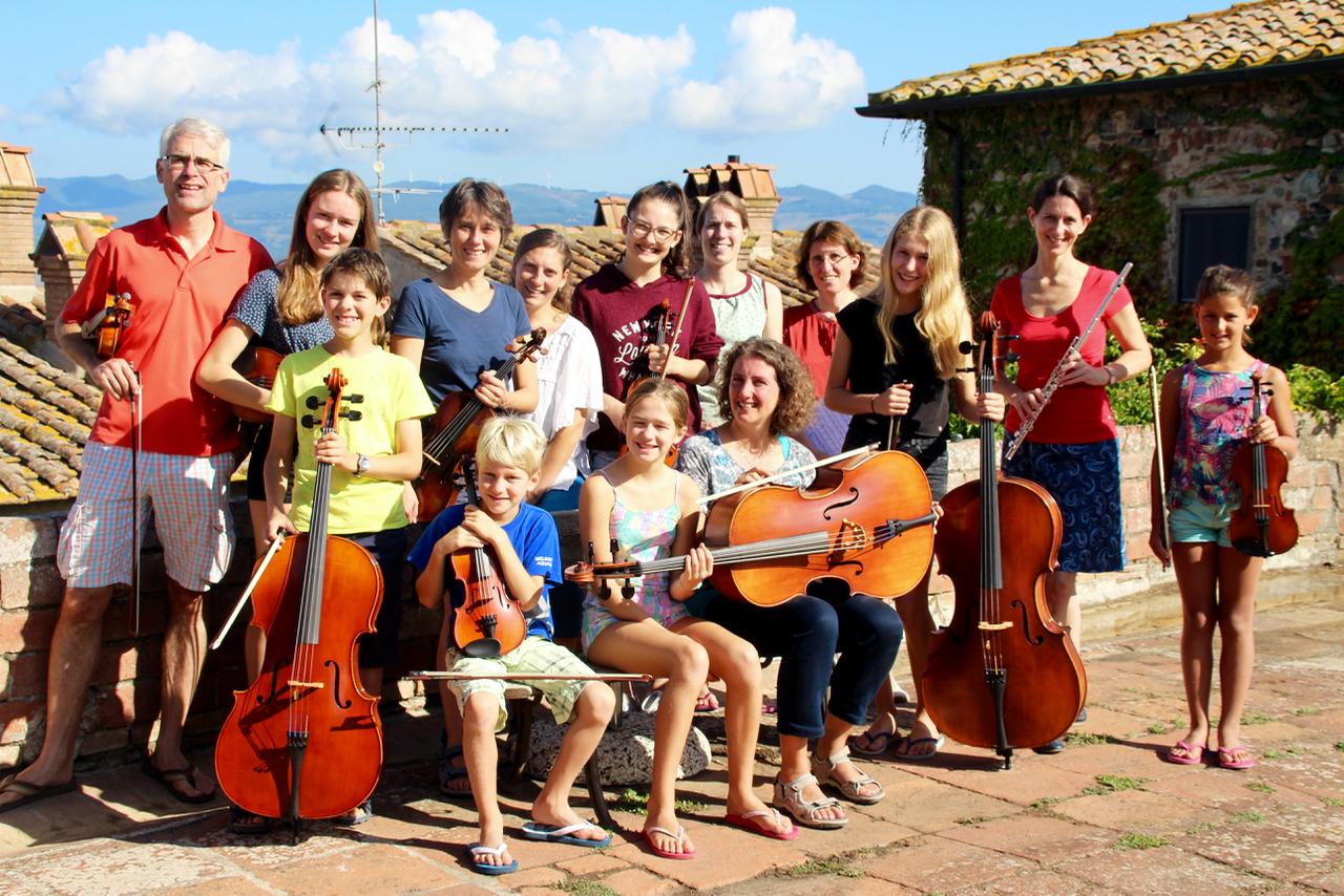 Sommerakademie: Musik & Urlaub in den Sommerferien an der JMS